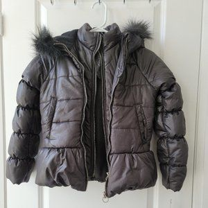 Girl London Fog Jacket